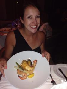 Lobster night!